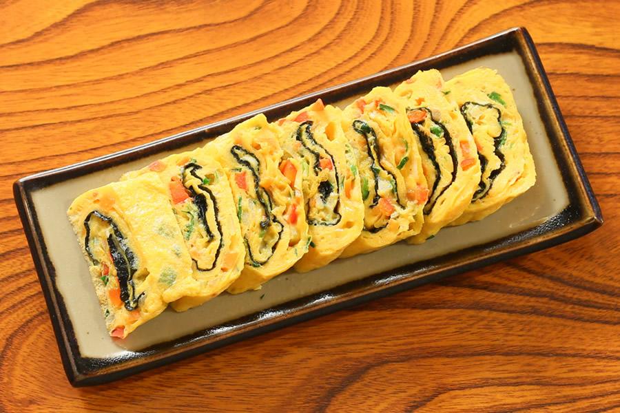 韓国式たまご焼き・649円