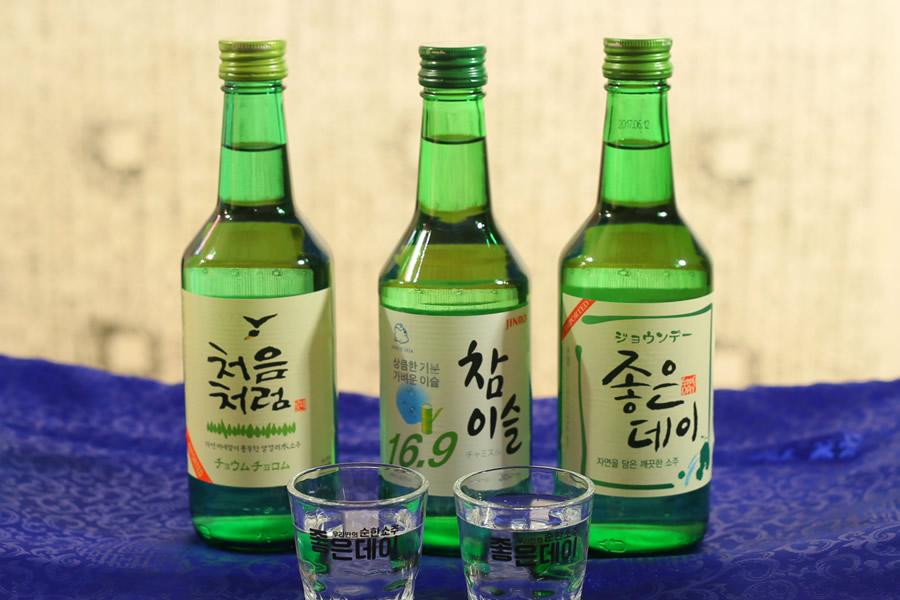 韓国ドリンク
